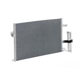 Радиатор кондиционера Daewoo Gentra