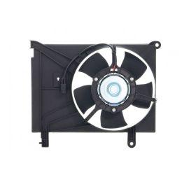 Вентилятор радиатора кондиционера Chevrolet Lanos (2005-2009)