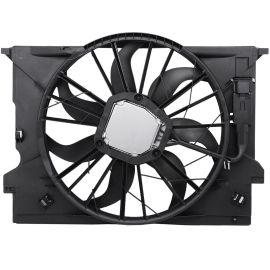 Вентилятор радиатора охлаждения KIA Optima 3 (2010-2016)