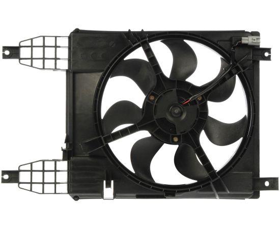 Вентилятор радиатора охлаждения Chevrolet Aveo T250 (2006-2012)