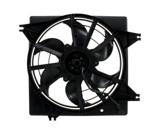 Вентилятор радиатора кондиционера KIA Spectra (2006-2009)